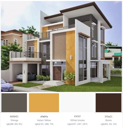 Home Design Exterior Ideas In India by Indian House Exterior Paint Ideas More Than10 Ideas