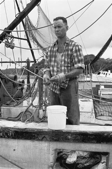Hanks Boats by Forrest Gump Shrimp Captain Tom Hanks Photograph