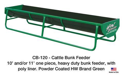 livestock feeders