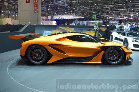 Geneva Motor Show Live