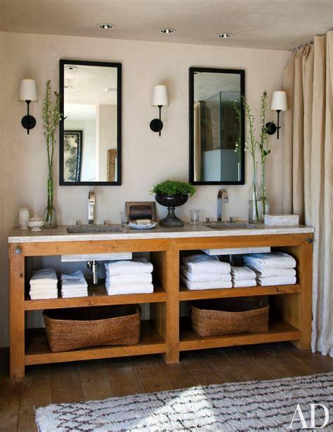 Modern Rustic Bathroom Accessories refresheddesigns seven stunning modern rustic bathrooms