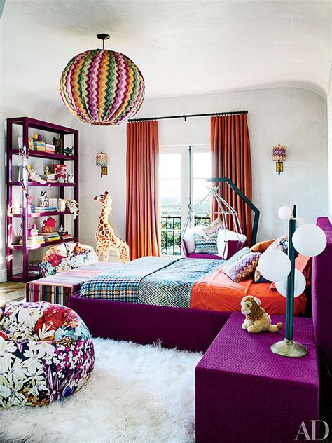 Inside Ellen Pompeo's Colorful Rooms For Daughters Stella