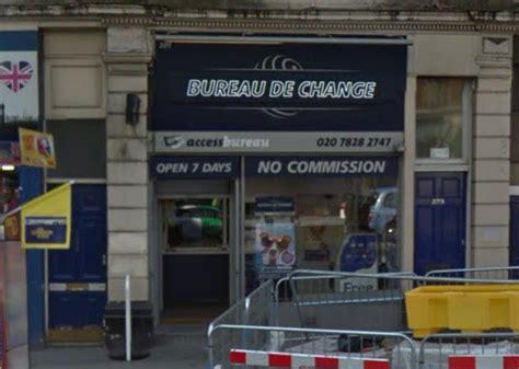 bureau de change anglais changer euros en livres à londres evitez les commissions