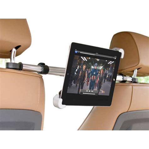tablette voiture siege auto barre support central appui tête de voiture tablette