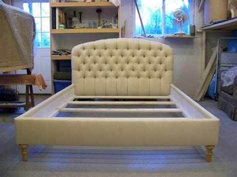 tufted headboard footboard crafted size tufted upholstered headboard
