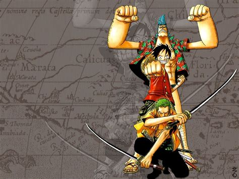 Gambar Wallpaper One Piece Terbaru