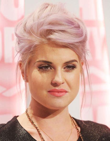 blond rosa haare