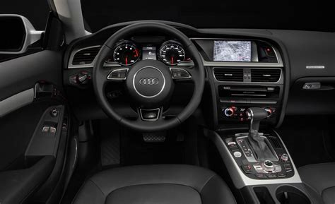 Audi A5 Cabriolet Interior 2017 Ototrendsnet