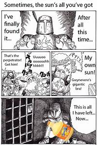 Solaire now has Sunny D by proven55 on DeviantArt