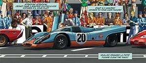 Via Automobile Le Mans : steve mcqueen in le mans a graphic novel ~ Medecine-chirurgie-esthetiques.com Avis de Voitures