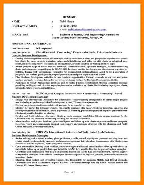 Self Employed On Resume by 8 Self Employment On Resume Writing A Memo