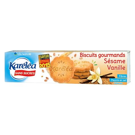 canap sucr biscuits gourmands sans sucres sésame vanille mysweetiebox