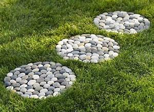 Quiet, Corner, Easy, Diy, Garden, Projects, With, Stones