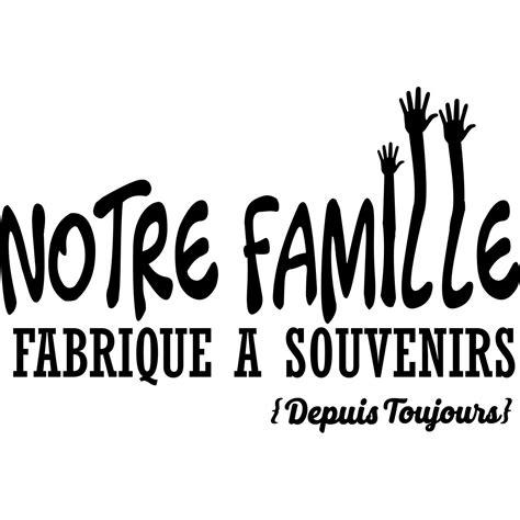 notre famille com cuisine sticker notre famille fabrique à souvenir stickers
