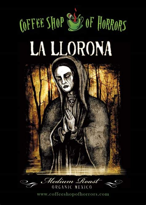 Mexican Altura 8oz bag   La Llorona