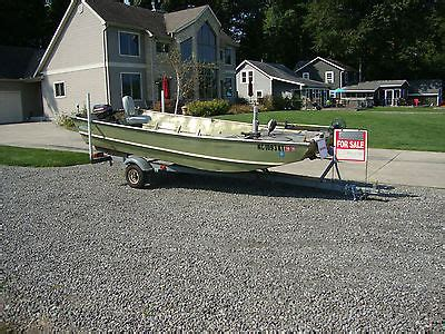Sea Nymph Aluminum Jon Boats by 14ft Sea Nymph Boats For Sale