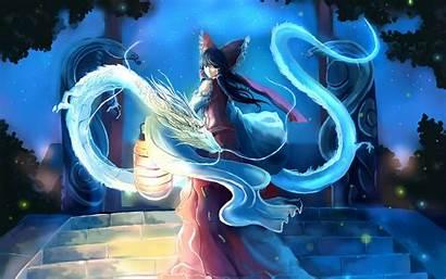 Anime Magic Wallpaperup Chevron Right
