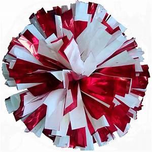 Cheerleader Pompons Basteln : die besten 25 cheerleader pompons ideen auf pinterest cheer cheerleader make up und ~ Orissabook.com Haus und Dekorationen