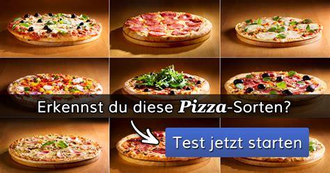 erkennst du diese pizza sorten