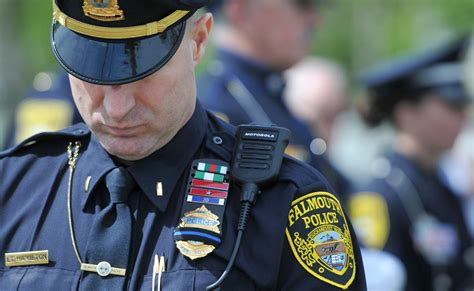 Falmouth Police Add To Family Of Fallen News