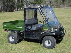Kawasaki Mule 3000 3010 Utv Full Cabin Cab Enclosure