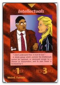 Illuminati New World Order Cards