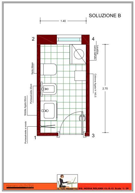 Progetti Bagni Piccole Dimensioni by Pianta Bagno Piccolo Ww11 187 Regardsdefemmes