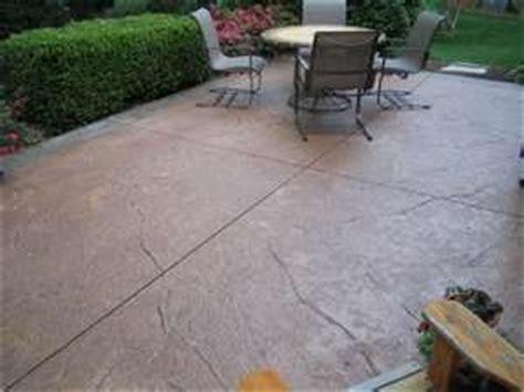 concrete patio resurfacing ideas for the home