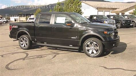 2013 Ford F 150 Ecoboost by 2013 Ford F 150 Fx4 Ecoboost Crew Cab For Sale Summit Ford