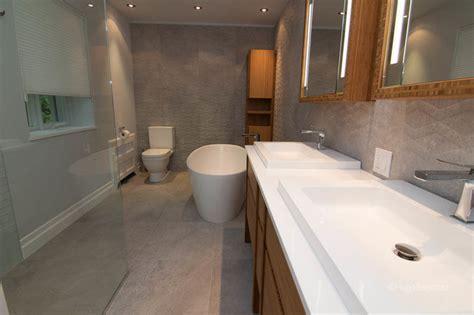 linear drain bathroom sink tileable linear drain contemporary bathroom montreal