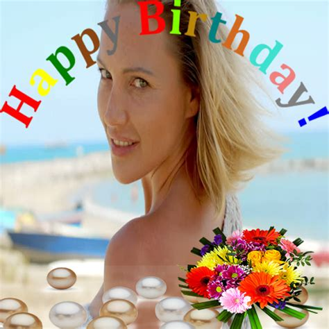 Birthday Profile Picture Frame - Facebook Happy Birthday ...