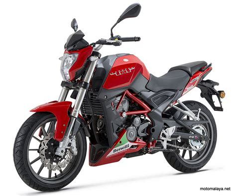 Benelli Leoncino Modification by 2016 Benelli Tnt 25 Red 01 001 Motomalaya
