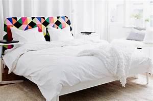 Lit Chez Ikea : 45 ikea bedrooms that turn this into your favorite room of ~ Teatrodelosmanantiales.com Idées de Décoration