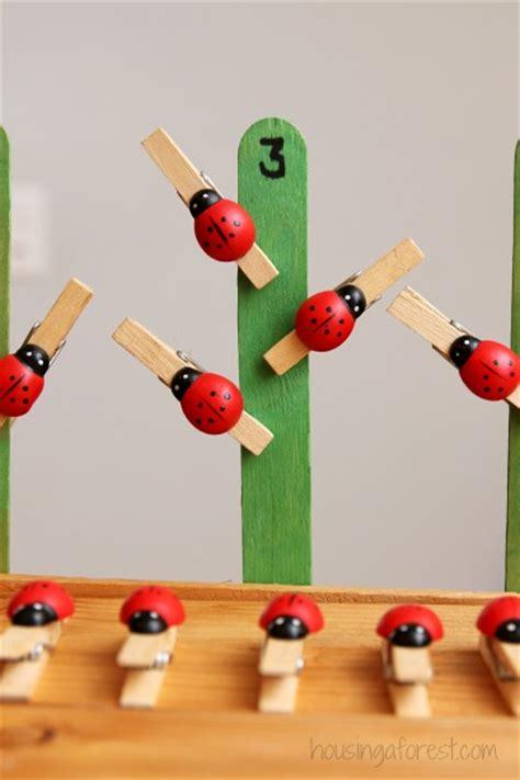 ladybug number housing a forest 804 | Ladybug Number Game for Preschoolers 2