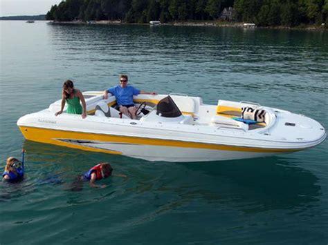 ski boat rentals paradise wave boat