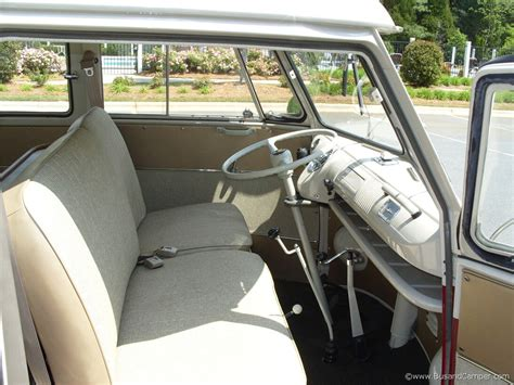 volkswagen van interior vw bus cer interior vw cer 1967 deluxe bus