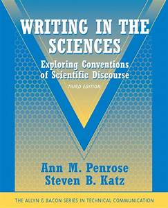 Writing In The Sciences  Exploring Conventions Of