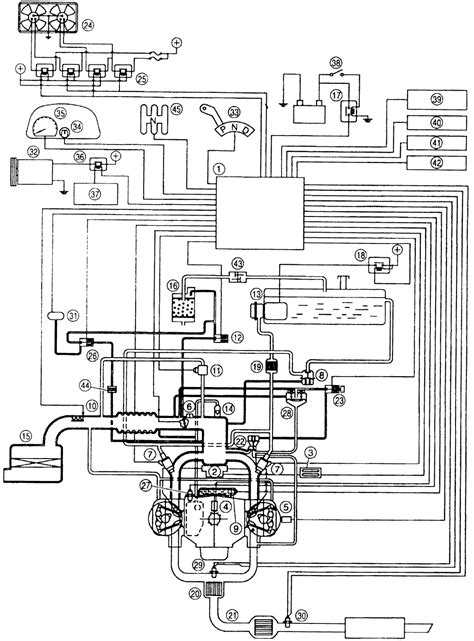 1995 Subaru Legacy Wiring Harnes Diagram by Engine Vacuum Diagram 1995 7 5 E350 Fixya