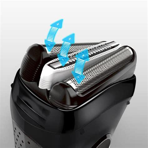 amazoncom braun series wet dry waterproof foil cordless