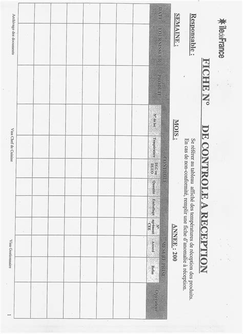 fiche technique de fabrication cuisine collective les fiches d 39 enregistrement pour le haccp recettes de