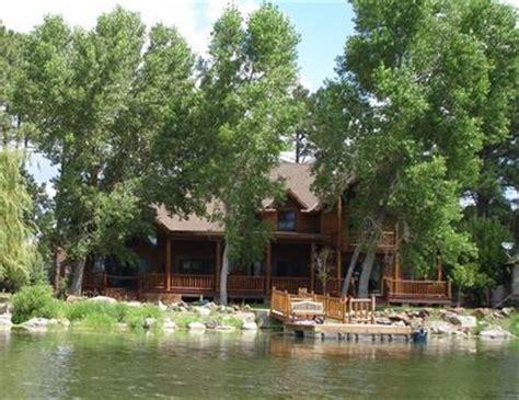 arizona lake cabin rentals beautiful luxury cabin in the shores at vrbo