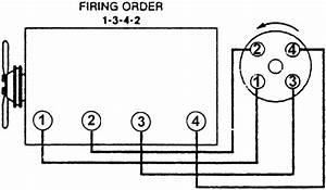 Firing Order 1994 Toyota Camry