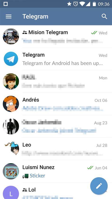 telegram android apk v4 4 1 indir