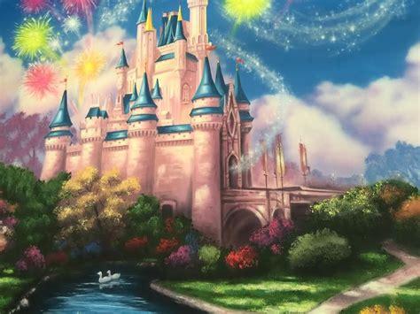 Disney Photo Backdrop by New Castle Backdrop Scenic Backdrops Projection