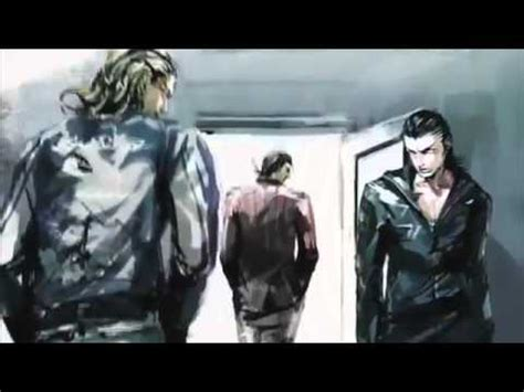 yakuza black panther  japanese tgs  trailer psp