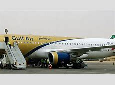 Review First Flight on Gulf Air in Economy Class