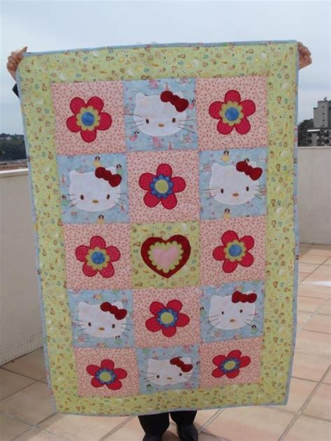 hello kitty quilt 37 best hello kitty images on