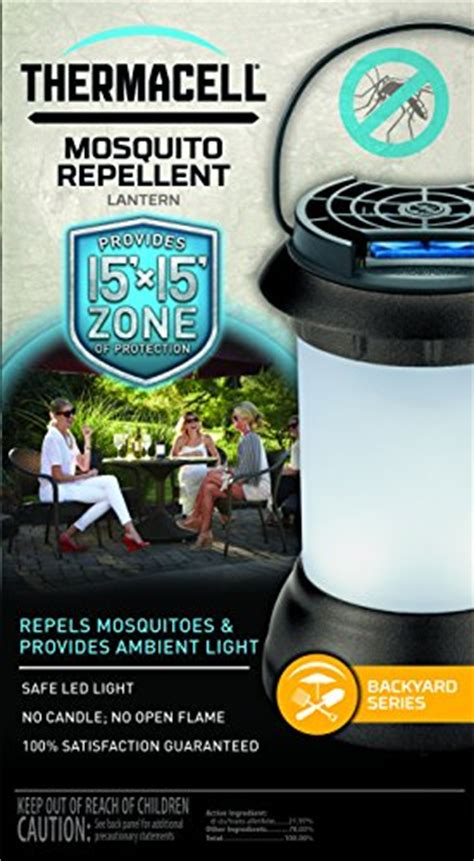 Thermacell Mosquito Repellent Pest Outdoor Lantern by Thermacell Mosquito Repellent Pest Outdoor Lantern