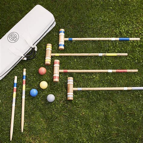 Backyard Croquet by An Unforgettable Outing Fall Picnic Essentials