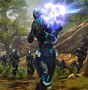 PlanetSide 239s Latest Update Lets You Shoot Space Pumpkins